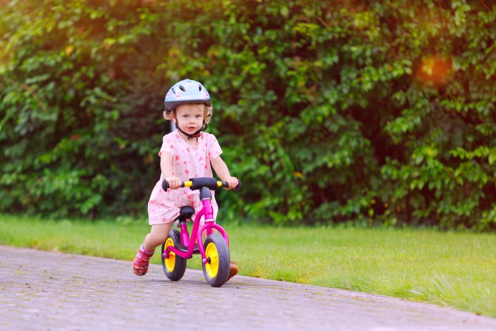 Lern- und Spielfahrräder