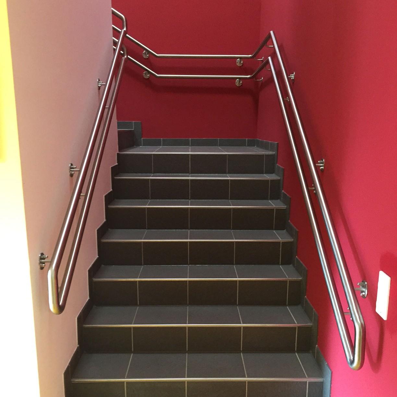 Treppen und Rampen
