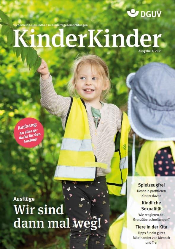 Zeitschrift KinderKinder Ausgabe 3/2021