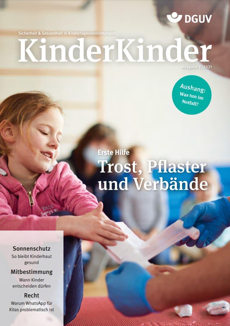 Zeitschrift KinderKinder Ausgabe 2/2021