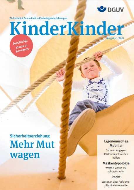 Zeitschrift KinderKinder Ausgabe 1/2021